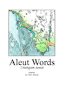 book cover of Aleut Words